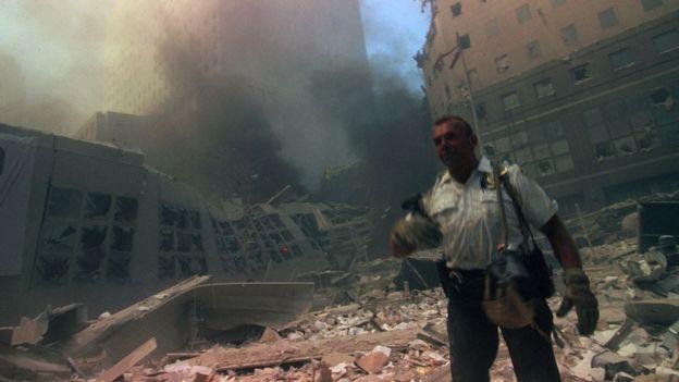 11 сентября 2001 года, Нью-Йорк