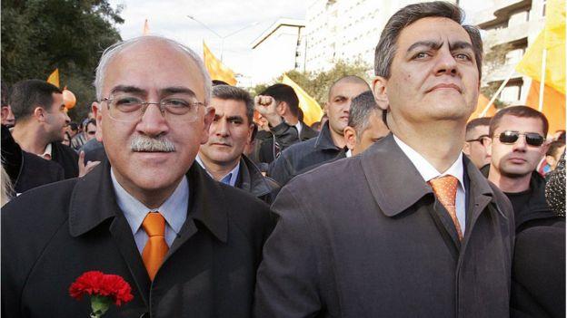 İsa Qəmbər, Əli Kərimli