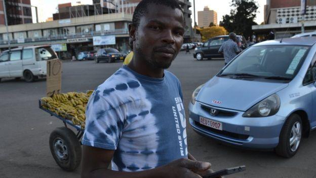 Zimbabwe Election Hustling For Cash To Survive Bbc News