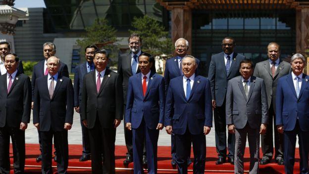 Chủ tịch nước Trung Quốc Tập Cận Bình nói Trung Quốc mong