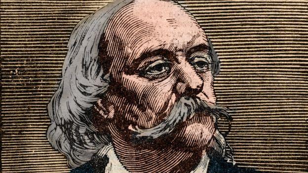 "Gustave Flaubert, ""el ofensor principal""."