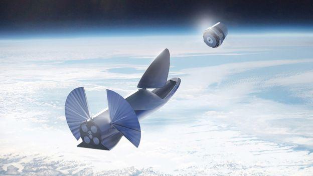 Ilustração do BFR