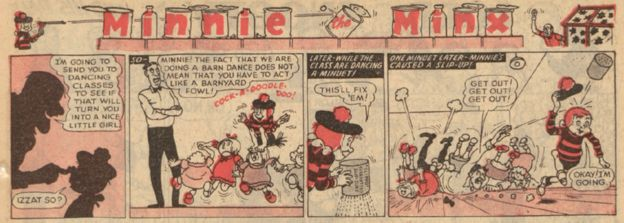 Minnie the Minx - Beano