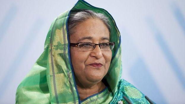 Ra'iisul Wasaaraha Bangladesh, Sheikh Hasina
