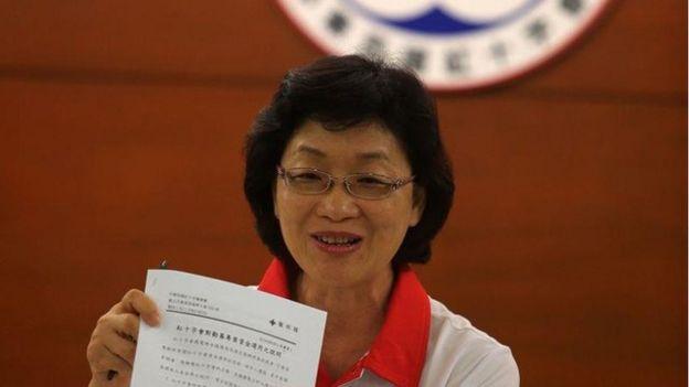台灣紅十字會面臨募款危機,王清峰坦言受到打擊。(資料圖片)