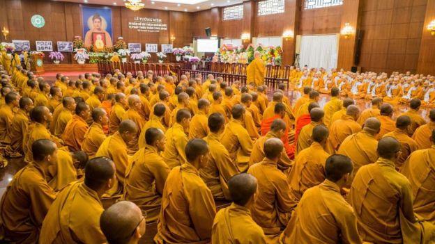 Lễ tưởng niệm 55 năm Bồ Tát Thích Quảng đức vị pháp thiêu thân hồi tháng 6/2018