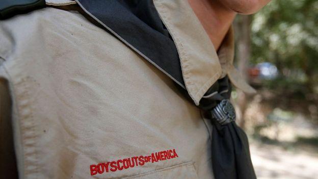 En Estados Unidos, hay 2,2 millones de niños scouts.