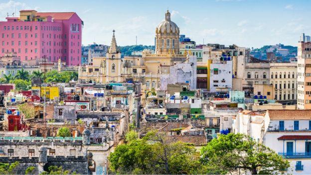 Centro de Havana, Cuba