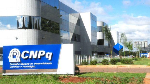 Sede do CNPq em Brasília