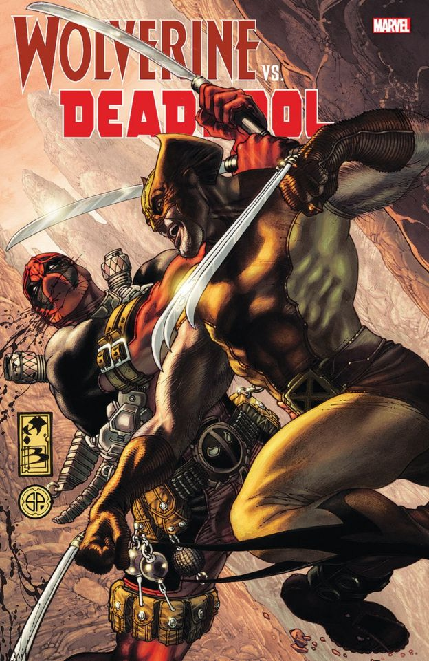 Capa de 'Wolverine vs. Deadpool'