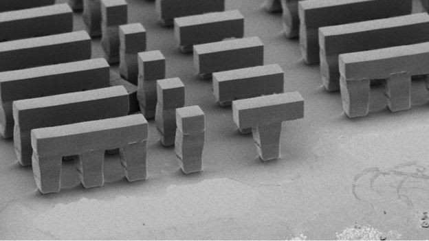 mikro parçacıklar