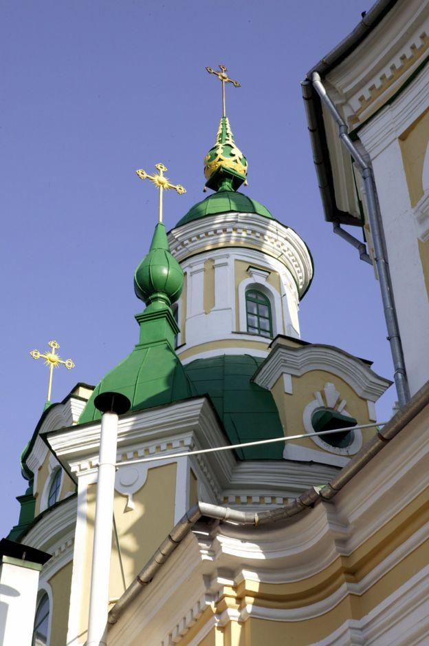 Церковь Святой Екатерины (Пярну)