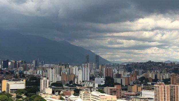 Panorámica de Caracas