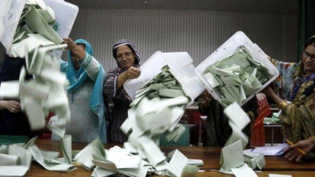 پاکستان الیکشن
