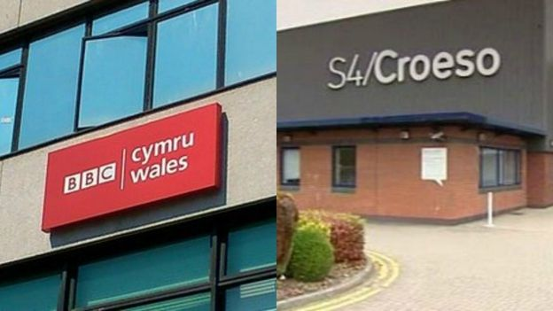 BBC a S4C