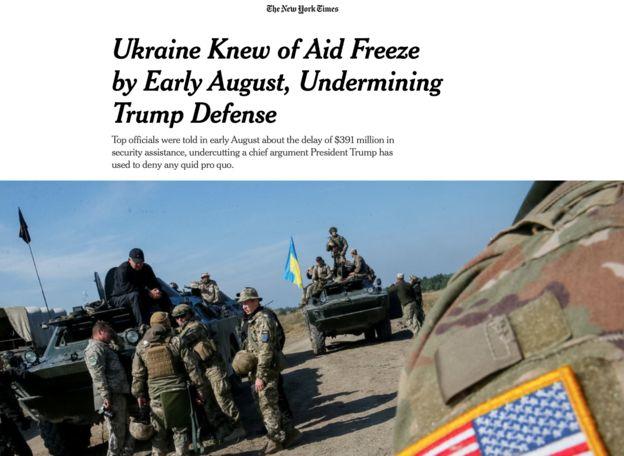 نیویورک تایمز تلاش کرده به موضع دفاعی جدید جمهوریخواهان پاسخ دهد