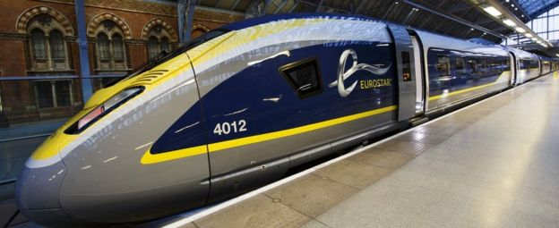 Eurostar launches London-Amsterdam route - BBC News