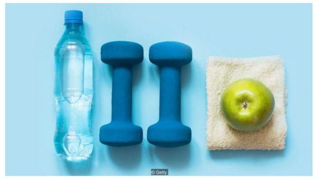 Pesos de musculação