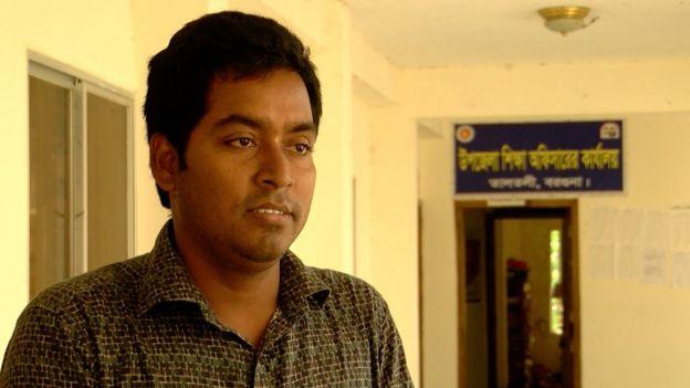 এই এলাকার অধিকাংশ স্কুলই জরাজীর্ণ, বলছেন শিক্ষা কর্মকর্তা কাজী মনিরুজ্জামান রিপন