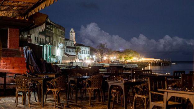Mercury Restaurant, Stone Town, Zanzibar