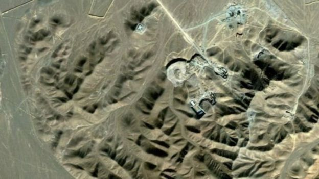مرکز اتمی فردو یکی از موارد عمده اختلاف ایران و گروه ۱+۵ شامل آمریکا، بریتانیا، فرانسه، روسیه و چین به همراه آلمان بود
