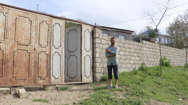 Quba rayonunun Alpan kəndinin sakini Seymur İsayev