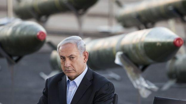 بنیامین نتانیاهو بارها گفته است که به نیروهای ایرانی و لبنانی در سوریه اجازه نخواهد داد تا پایگاهی دائمی برای خود ایجاد کنند