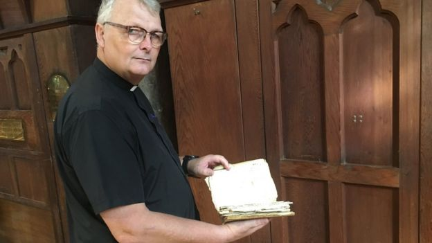 Rev David Potterton