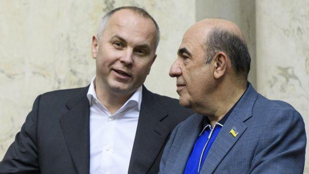 Шуфрич и Рабинович