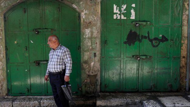 غزة تعاني من حصار منذ سنوات