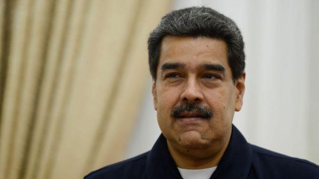 El gobierno de Donald Trump no reconoce a Nicolás Maduro como presidente legítimo de Venezuela.