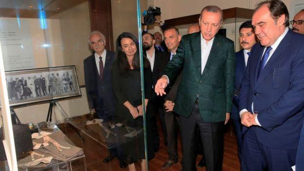 Demirören ve Erdoğan