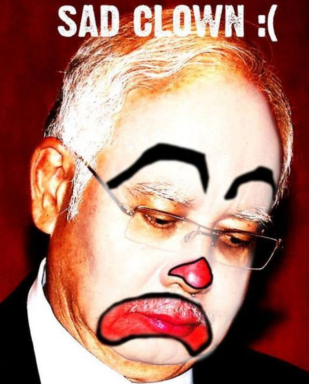 Image result for pictures of political clowns in malaysia