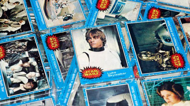 Why I Wish I Hadn T Sold My Star Wars Toys Bbc News
