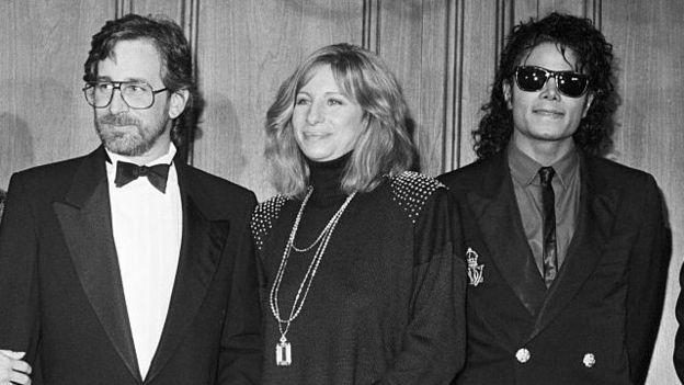 Streisand y Jackson