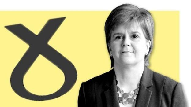 İskoçya Özerk Yönetimi Başbakanı ve İskoçya Ulusal Partisi lideri Nicola Sturgeon