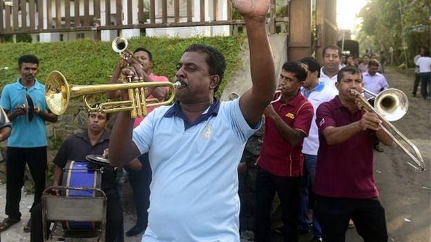 History of presidential elections in Sri Lanka