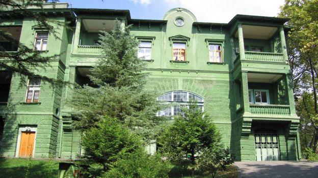 Бывшая дача Сталина в Сочи