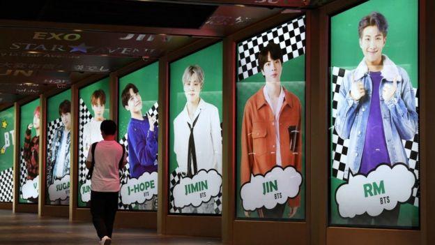 BTS band members