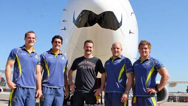 在澳大利亞建於 2003 年的慈善基金會 Movember Foundation,推動了全球男性的健康