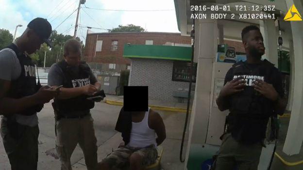 Arresto realizado por la GTTF.