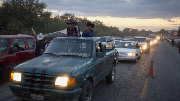 Congestión de autos