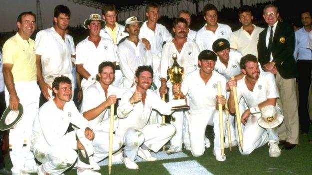 1987 کی آسٹریلوی ٹیم