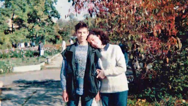 Уэс и Елена во Владивостоке