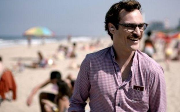 """Joaquin Phoenix en """"Her"""""""