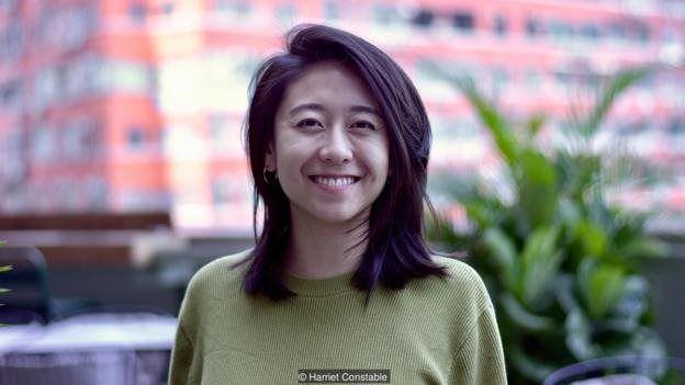 Sutradara baru Sharon Yeung ingin membuat film tentang 'pengalaman perempuan'.