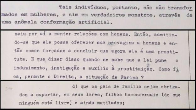 Trechos da denúncia do Ministério Público paulista contra Roberto Farina