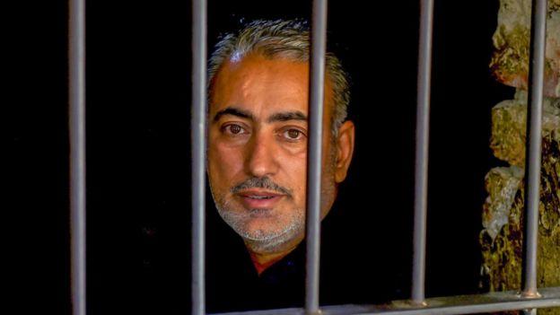 Dr Muzaffar Ghangro in prison