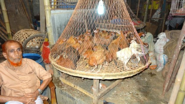 One Poultry Trader Bangladesh