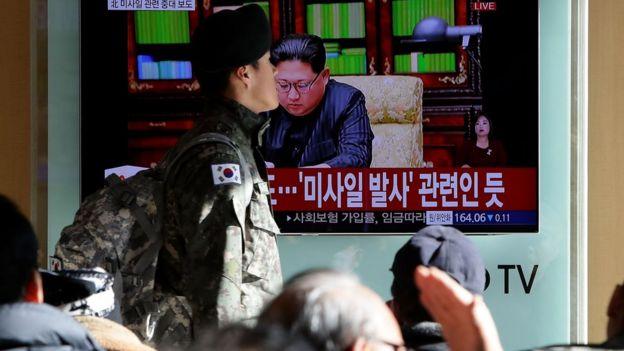 Rusia, dispuesta a mediar entre EEUU y Corea del Norte
